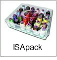 ISApack 2508-2900 Isacord Polyester Embroidery Thread Kit